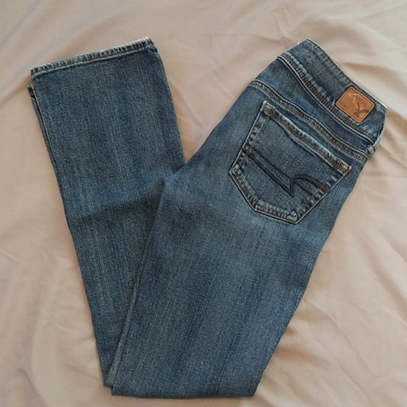 American Eagle Outfitters Denim - American Eagle kick boot stretch 👖 sz 0
